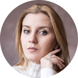 Преподаватель фотографии Мария Соляникова