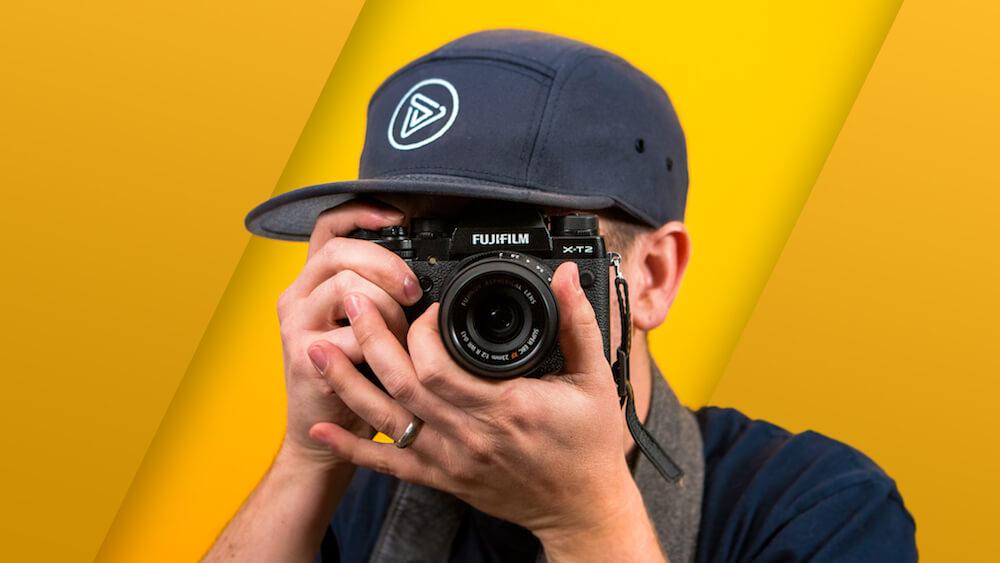 Бесплатный урок фотографии в Краснодаре